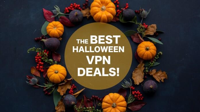 Best Halloween VPN Deals Banner