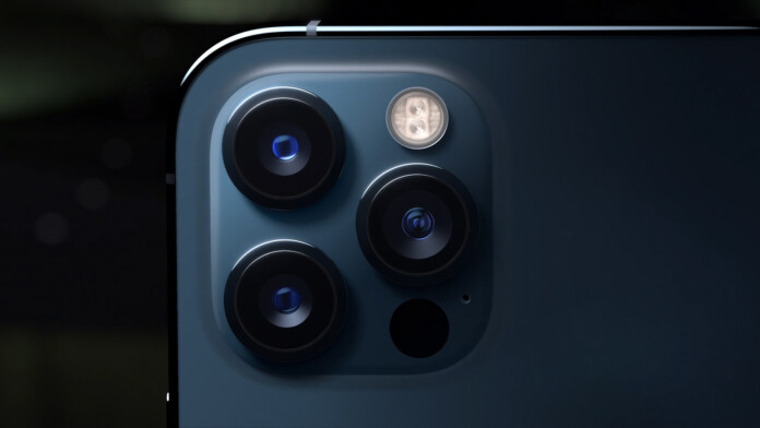 Camera System on iPhone 12 Pro Max