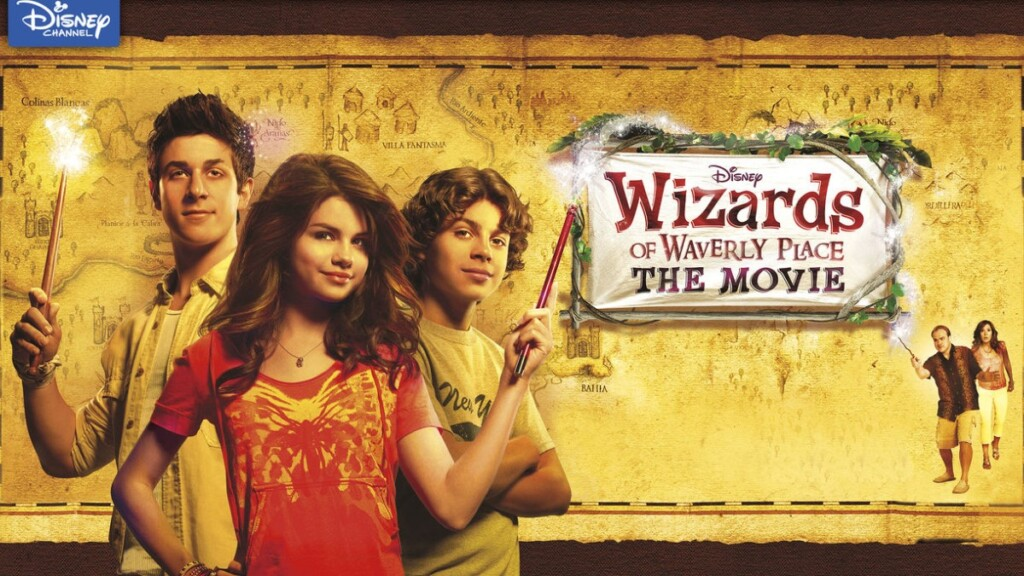 The Wizards of Waverly Place The Movie