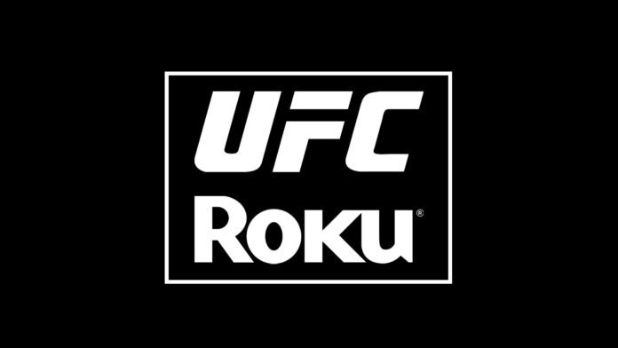 UFC Roku Logos