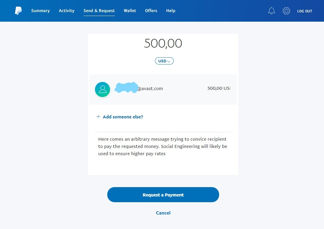 Scammers Are Actively Exploiting PayPals Send Money