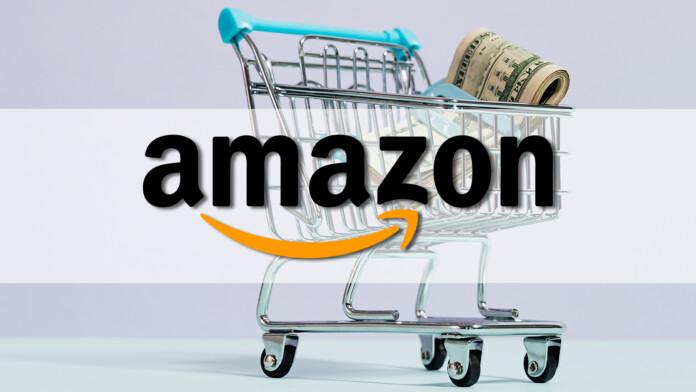 Amazon Black Friday Cyber Monday Sale Illustration