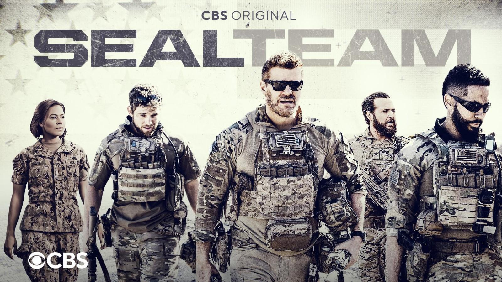 Seal Team Stream