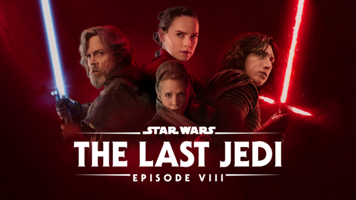 Is Star Wars: The Last Jedi on Disney Plus?