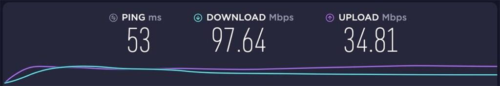 Testing Private Internet Access Server in UK