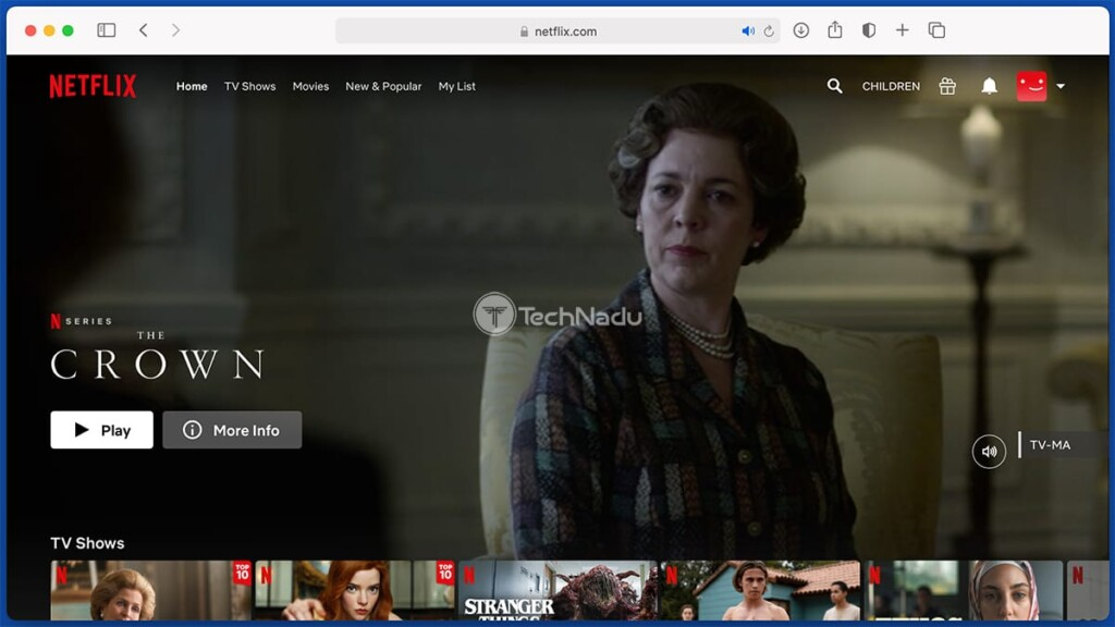 Unblocking Netflix via Private Internet Access