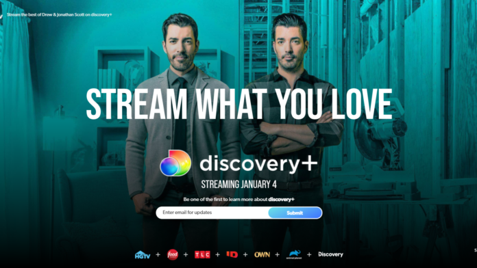 Discovery Plus worth