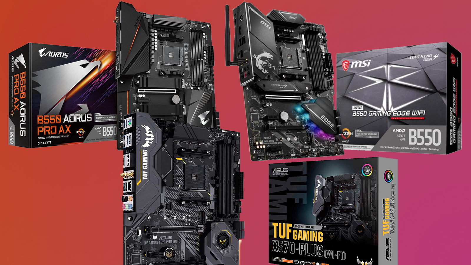 5 Best Motherboards For Ryzen 7 3700x In 2021 Push The Zen 2 Architecture To Its Limits Technadu