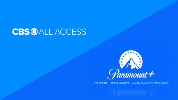 CBS All Access vs. Paramount Plus