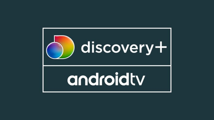 Discovery Plus Android TV Logos