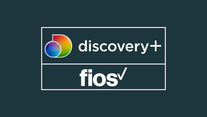 Discovery Plus Fios Logos