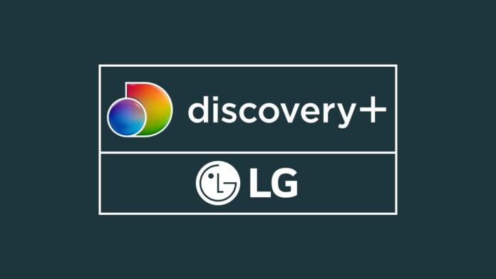 Discovery Plus LG Logos