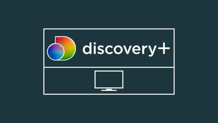 Discovery Plus TV Icon