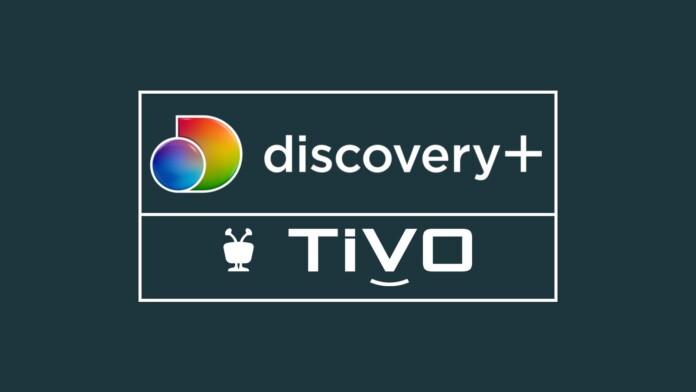 Discovery Plus Tivo
