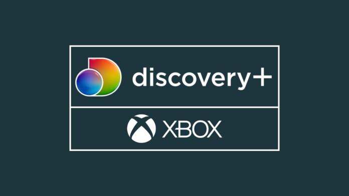 Discovery Plus Xbox Logos