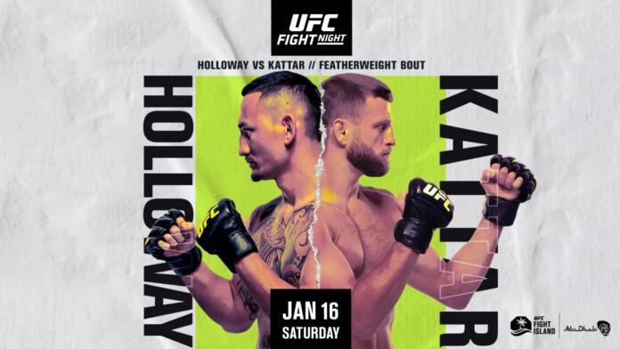 Holloway vs. Kattar