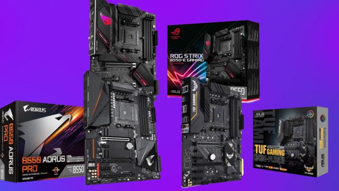 Ryzen 7 3800X Motherboards