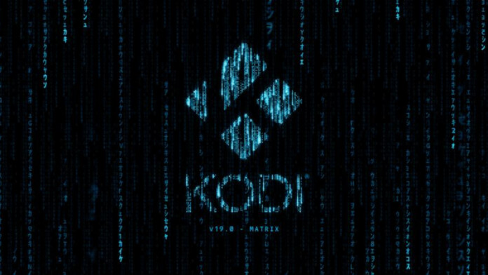 kodi matrix
