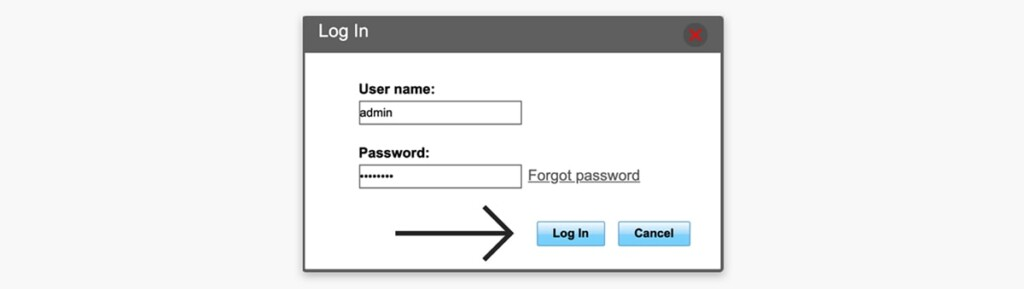 Accessing Huawei Router Admin Panel
