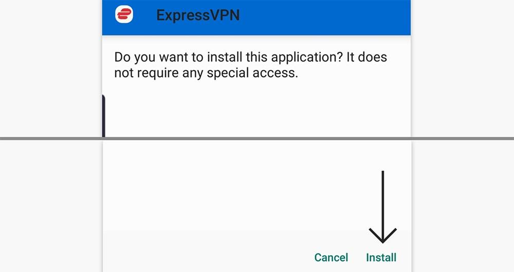 Installing ExpressVPN Android App Manually