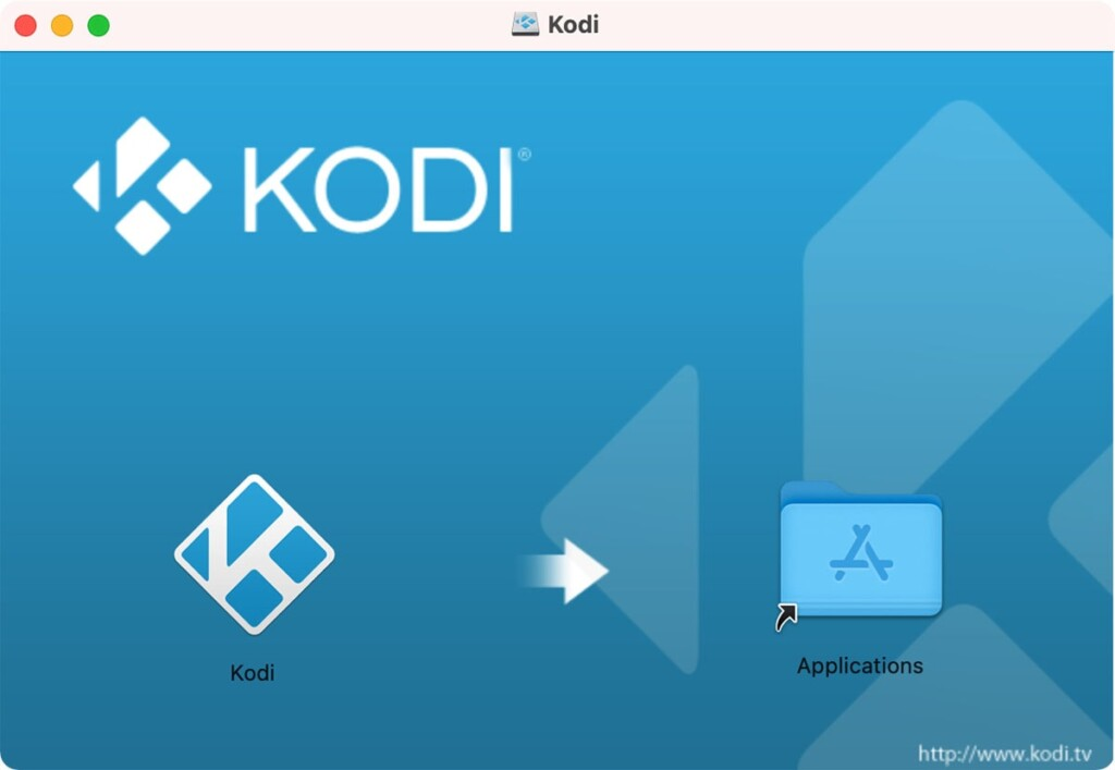 Installing Kodi on Mac