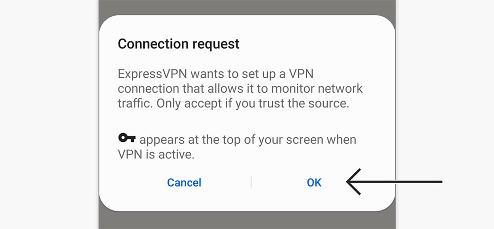 Installing VPN Profile on Android