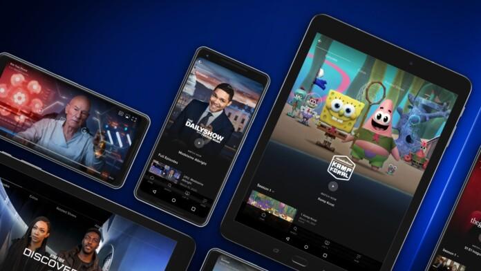 Paramount Plus Android