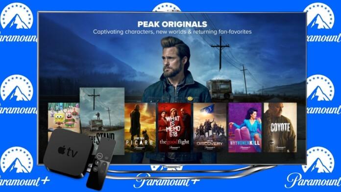 Paramount Plus Apple TV