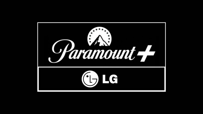 Paramount Types and LG Logotypes