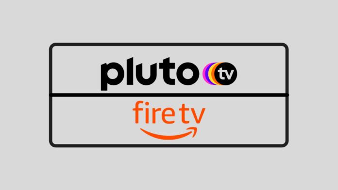 Pluto TV on Firetv