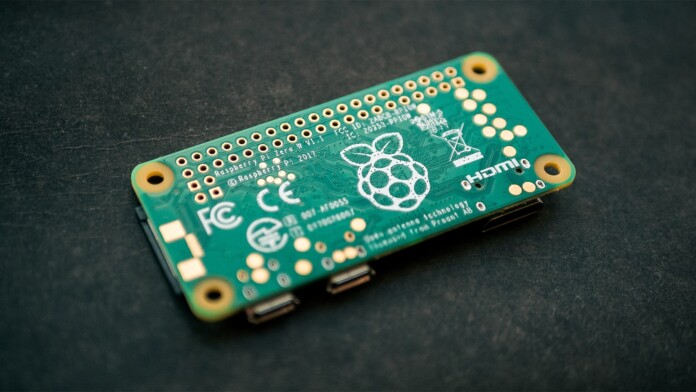 Raspberry Pi Board