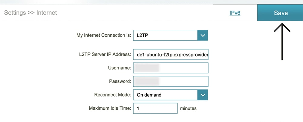 Setting Up ExpressVPN on D-Link Router