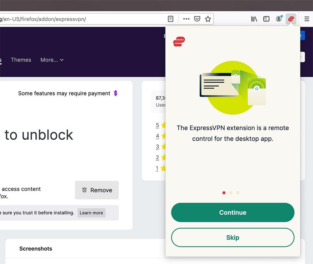 Setup Guide for ExpressVPN on Firefox