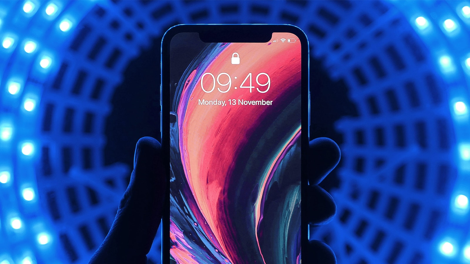 Leaked iPhone 13 Photograph Shows Smaller Notch