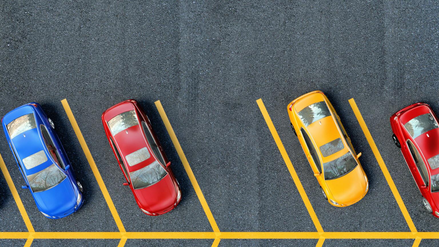 Znáte pravidla parkování?