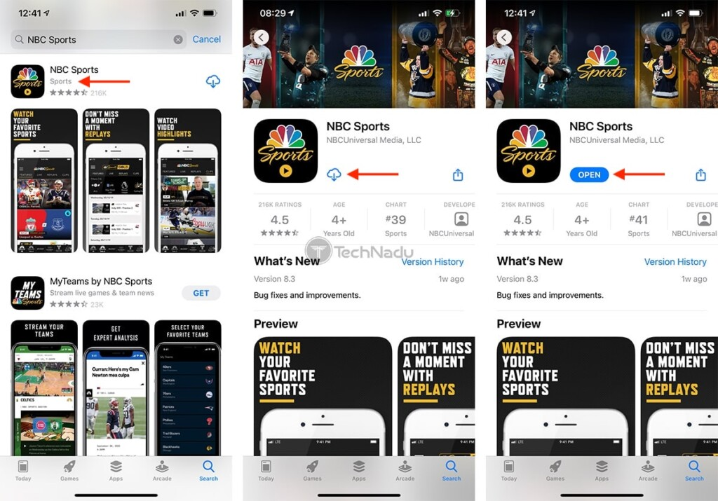 Steps to Download NBC Sports App Outside the US on iPhone