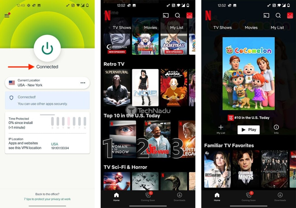 Steps to Unblock Netflix Using a VPN on Android