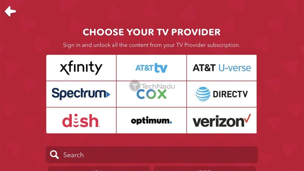 Choosing a TV Provider to Watch DisneyNOW