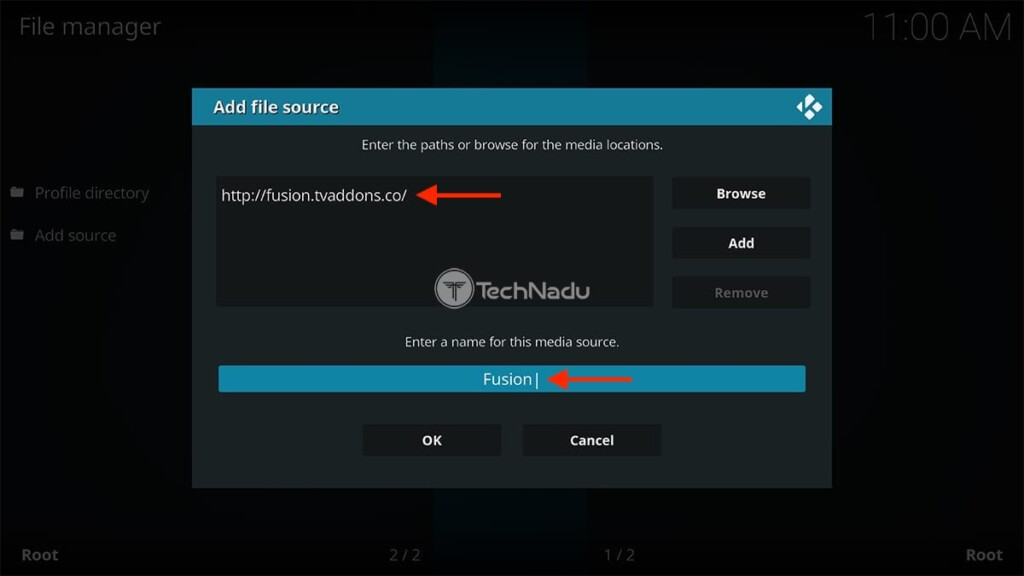 Information About Fusion Repository for Kodi