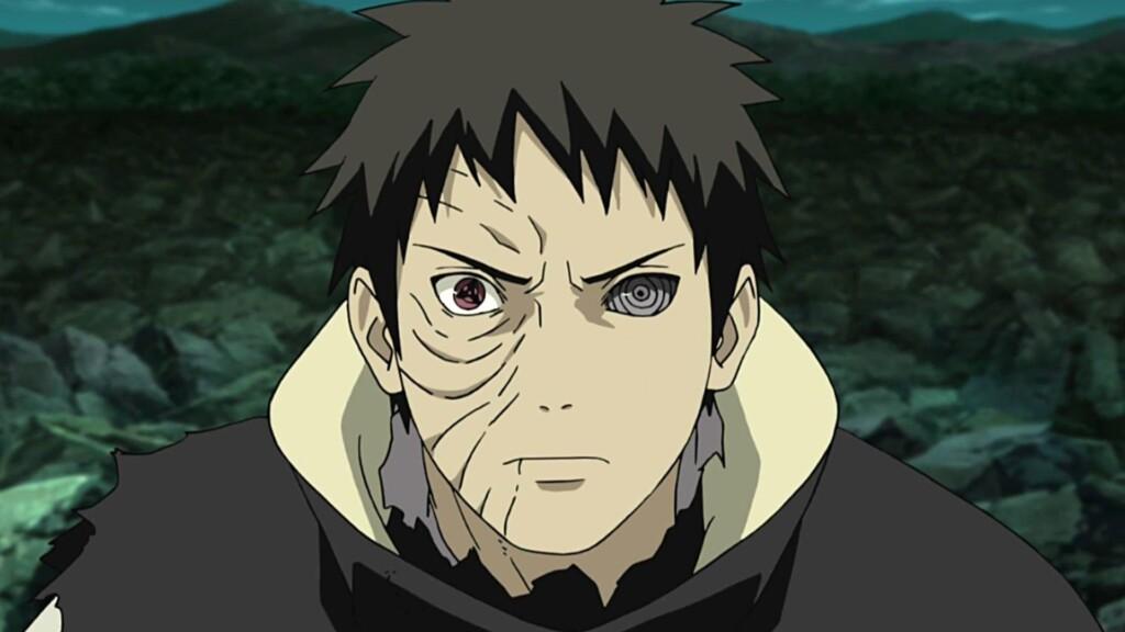 Obito Uchiha from Naruto