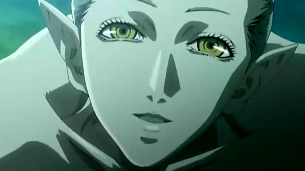 Ophelia from Claymore
