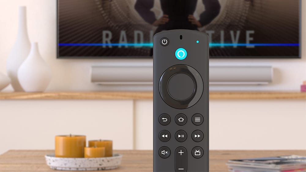 Alexa Voice Remote 2021 Appearance