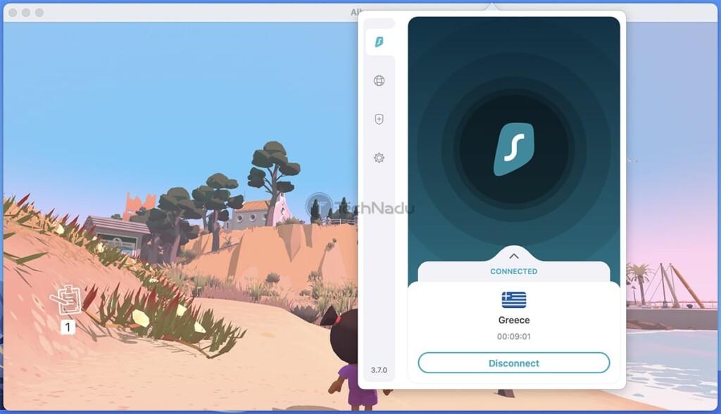 Gaming While Using Surfshark