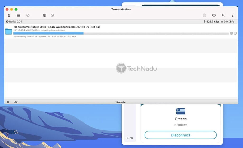 Torrenting While Using Surfshark to Anonymize P2P