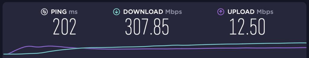 Canada NordVPN Server Testing