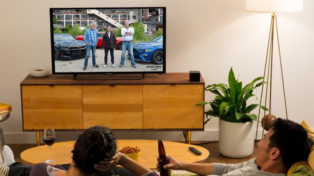 Fire TV Cube Press Image