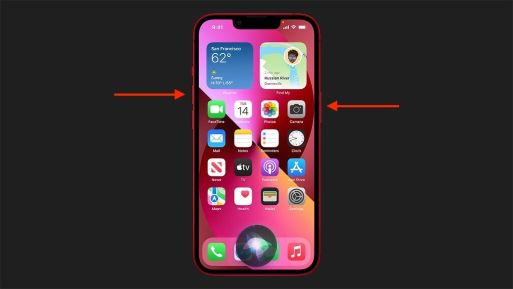 Steps to Turn OFF iPhone