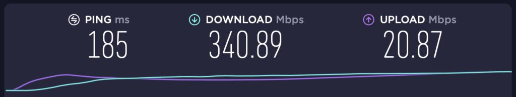 USA NordVPN Server Testing
