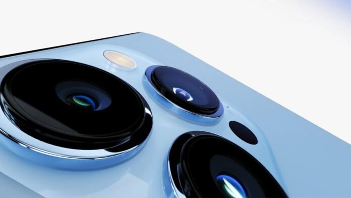 Berapa Banyak Kamera yang Dimiliki iPhone 13 Pro Max?