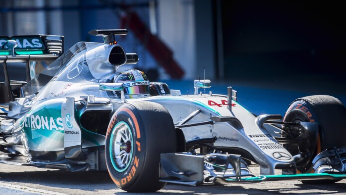Formula 1 Turkish Grand Prix